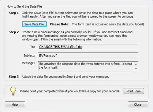UFIC Exchange Visitor Services – Print Change of Address Form