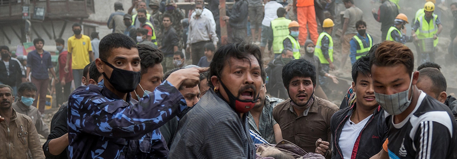 Help Nepalese Earthquake Victims